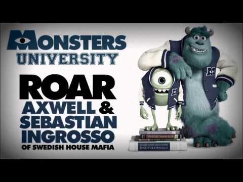 Axwell & Sebastian Ingrosso of Swedish House Mafia - Roar   (Original Mix) 320kbps