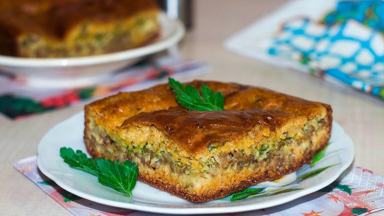 Домашний грушевый пирог рецепт