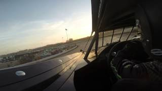 Jimmy Owens in car camera Friday 6/6/14 @ Eldora
