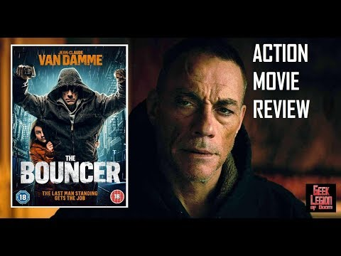 THE BOUNCER ( 2018 Jean-Claude Van Damme ) aka LUKAS Action Movie Review