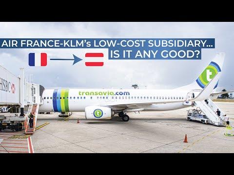 TRIPREPORT | Transavia (ECONOMY) | Boeing 737-800 | Paris Orly - Vienna