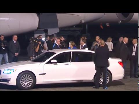 Angela Merkel German Chancellor Germany