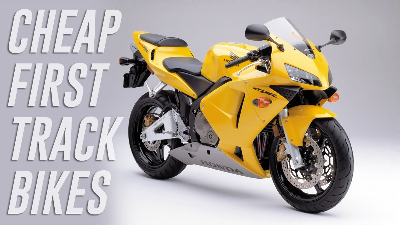 Top 5 Cheap/First Track Day Bikes