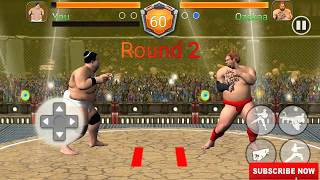 Sumo Wrestling game for kids | games | sumo wrestling | kids games | android games