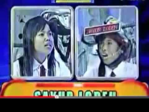 Eat Bulaga Indonesia Lagu Sayur Lodeh Lucu Moment] Remix Aaron Ashab YouTube