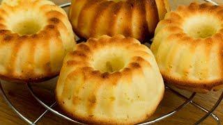 Не успевают остыть! Творожные кексы исчезают с тарелки моментально! | Appetitno.TV
