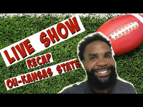 🔴 LIVE SOONER SO SAVAGE SHOW: OU vs. Kansas State 2017 Recap And Postgame Show | Oklahoma Football