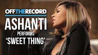 Ashanti Performs Chaka Khan