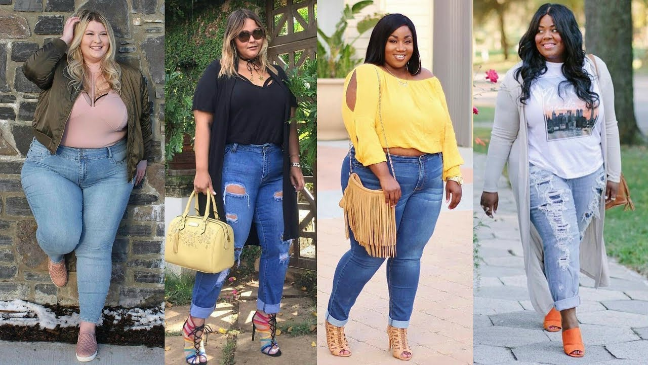 fe9713078 PLUS SIZE FASHION | CASUAL OUTFITS 2017 | SUMMER SPRING
