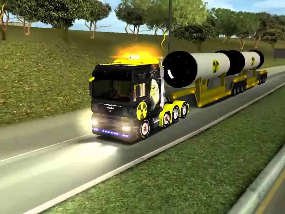 cargas especiais para haulin
