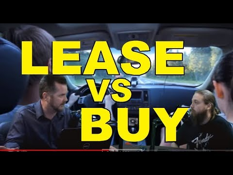 LEASE vs BUY - Auto Dealer Tips - Expert Advice for smart ve