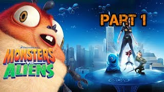 Monsters VS Aliens - Part 1 - PC Games