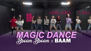 MOMOLAND(모모랜드) - Bboom Bboom (뿜뿜) X BAAM / KPOP MAGIC DANCE