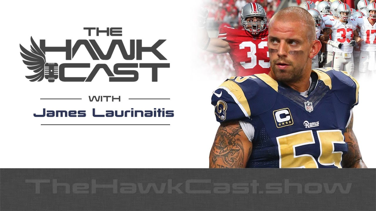 Download James Laurinaitis: OSU All-American, Rams All-Time Tackle Leader - The HawkCast