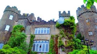 Exploring A Castle!
