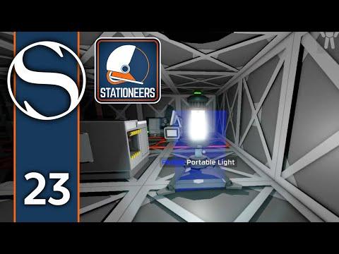 #23 Stationeers - Stationeers Gameplay [Portable Light]