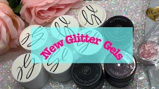 💕NEW💕 Glitter Gel | Glitter Lust Nails