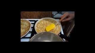 видео Шоколадные оладьи пошаговый рецепт с фото