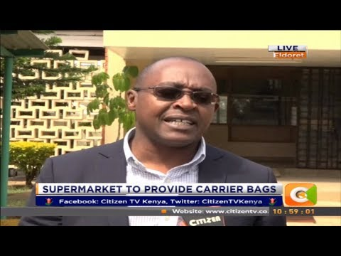 Citizen Extra : Supermarket to provide carrier  Bags
