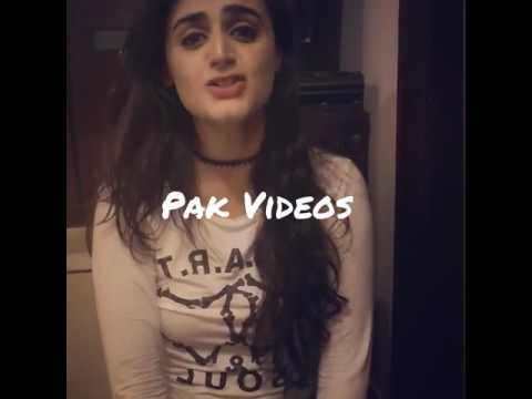 Afreen song 30 second whatsapp status song singing by hira mani