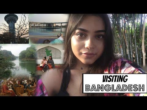 I WENT TO BANGLADESH! Family| Food diary | Dhaka | Chittagong| Happiness #Vlog9 ♡ | Tashfia Mahmud