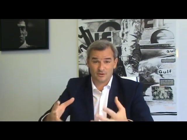 Interview de Fabien Pierlot, président-fondateur de Coyote System, par HLD, actionnaire de Coyote
