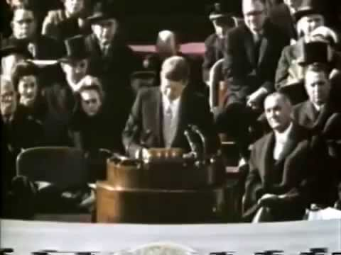 Jan. 20, 1961: Inaugural Ceremonies for John F. Kennedy