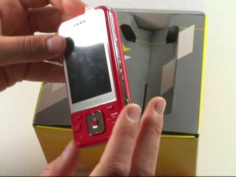 Sony-Ericsson C903 Test Erster Eindruck