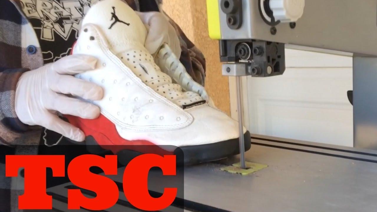 The Sneaker Chop 1997 OG Air Jordan 13