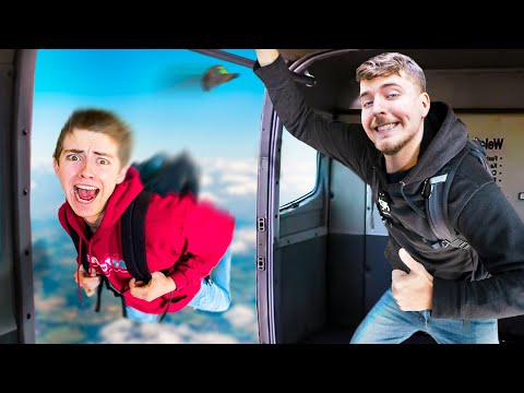 MrBeast Controls My Life For 24 Hours Straight