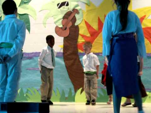 Pasquotank Elementary School Art/Music Show