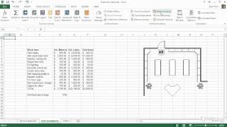 Microsoft Excel 2013 - Make the switch to Excel 2013 - A closer look at the ribbon - Video 4 of 5