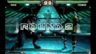 Bloody Roar: Primal Fury - Yugo Arcade Mode