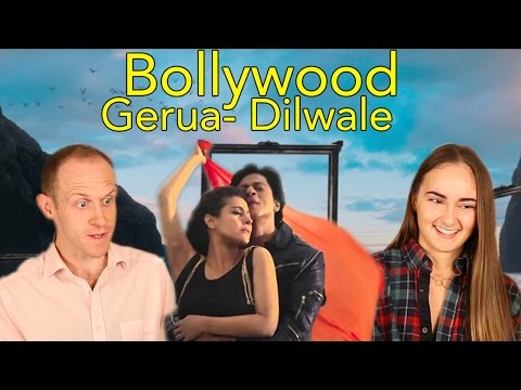 Gerua, Dilwale Reaction Head Spread on Bollywood