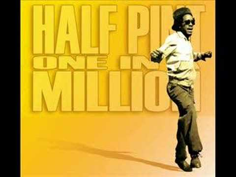 Half Pint - One In A Million Mixed by The Scientist
