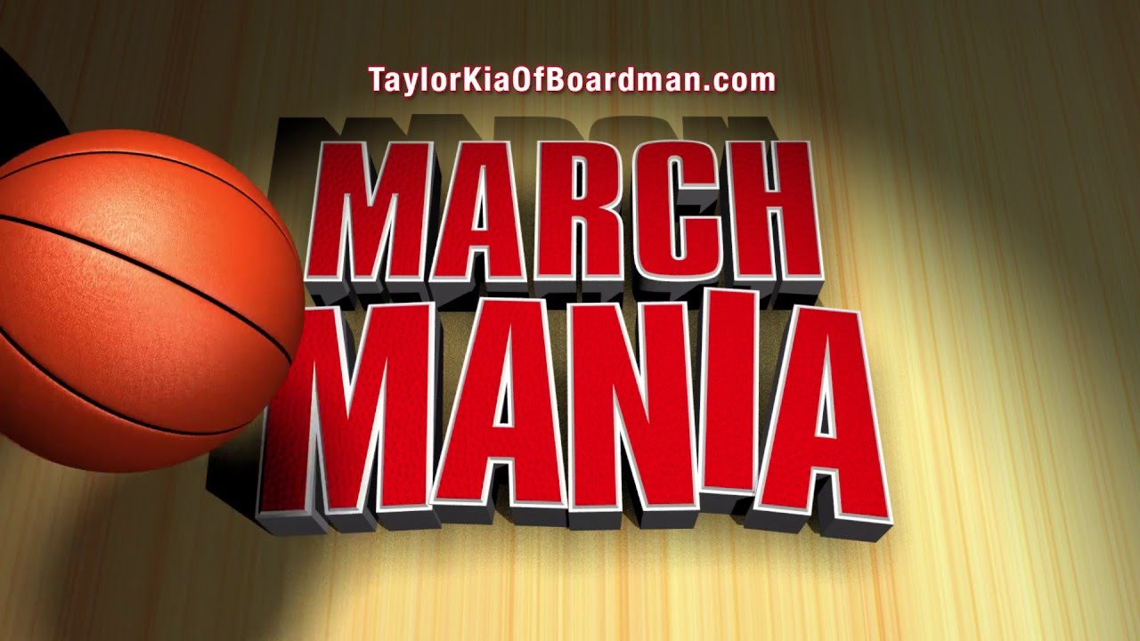 It's March Mania at Taylor Kia! - YouTube