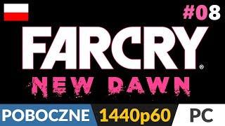 Far Cry: New Dawn PL z Arlinką 🔥 #8 Tylko poboczne - LIVE 🌺  Hurk, Babcia i posterunek na 3 lvl