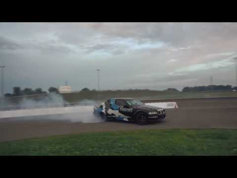 Drift Taxi with CFC-Drift Team @ SlovakiaRing