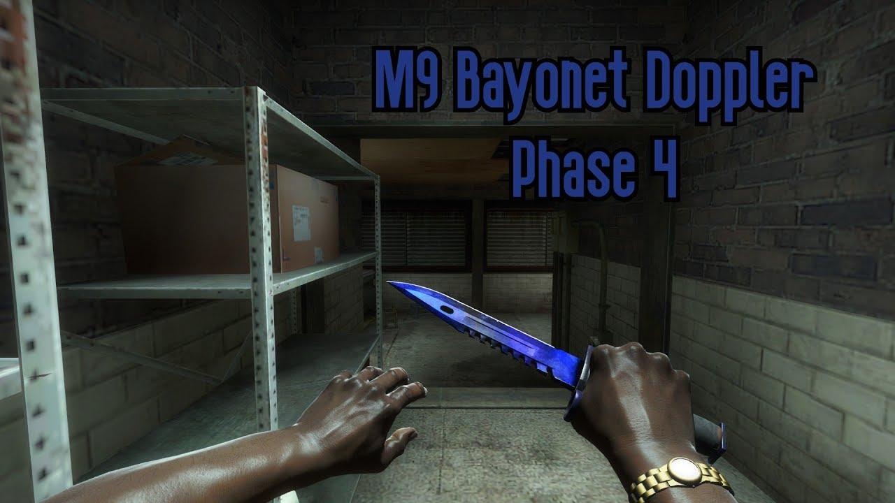 Bayonet Doppler Phase 4 Fn