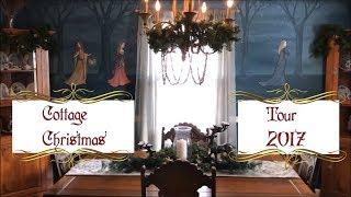 Cottage Fairy Tale / Woodland Christmas House Tour 2017