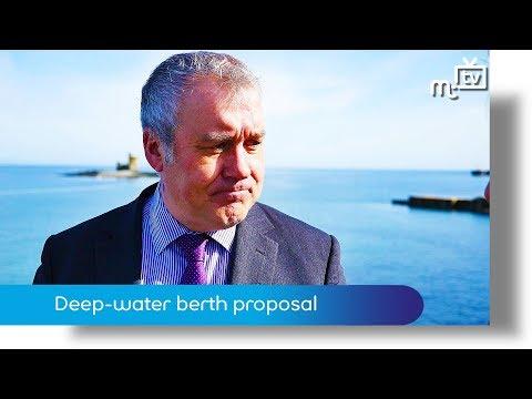 Deep-water berth proposal