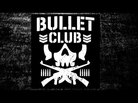 NJPW: Bullet Club Theme Song [Shot'Em] + Arena Effects