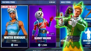 *NEW* FORTNITE DAILY ITEM SHOP UPDATE COUNTDOWN - JANUARY 14th - NEW SKINS - Fortnite Battle Royale