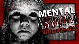 mental Asylum VR HTC Vive Reaction