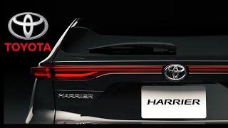 Toyota HARRIER 2020-21