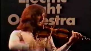 ELO - Mik's Violin Solo/Hungarian Dance No. 5/Orange Blossom Special Live @ Winterland