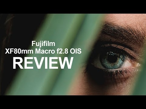 Fuji XF80mm Macro f2.8 OIS - Review & Testing