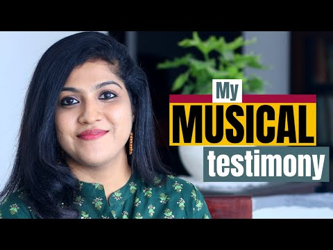 From a rising CINE Playback Singer to GOSPEL Singer ( Cicily Abraham )