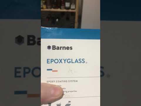 Barnes Epoxy Glass review