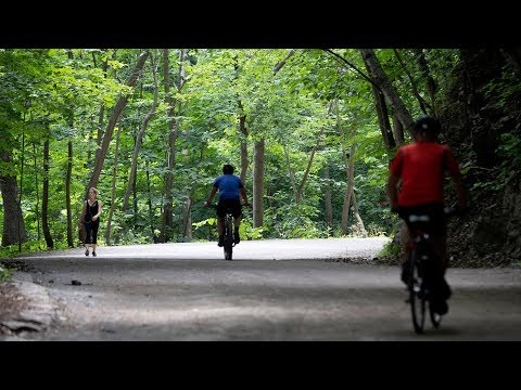 Hiking Mount Royal: Beyond the public face